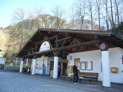Hohenschwangau Bus Station