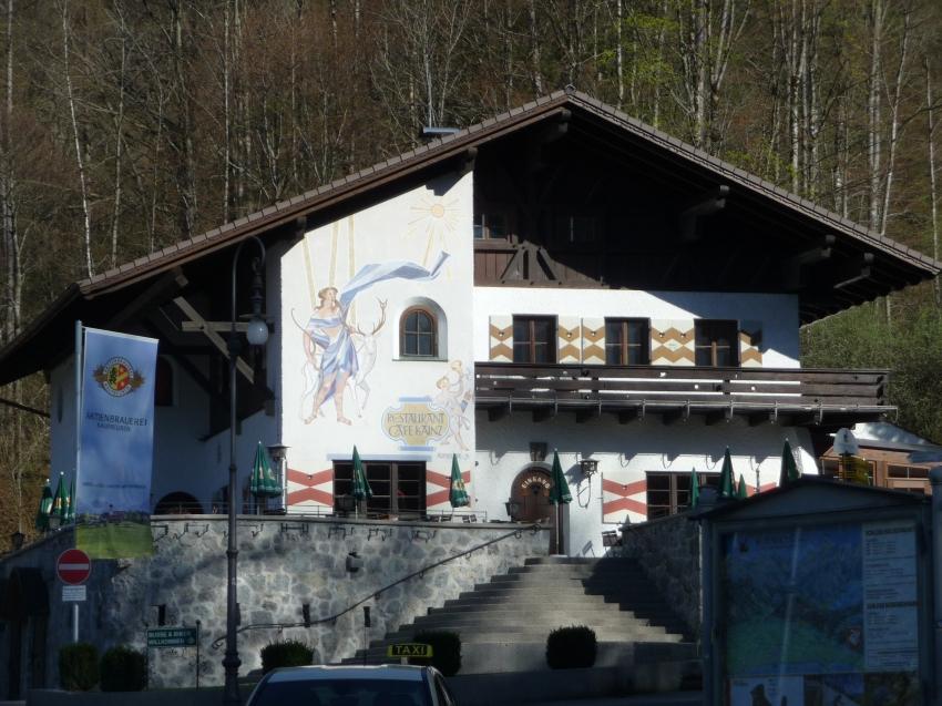 Another cafe/restaurant in Hohenschwangau