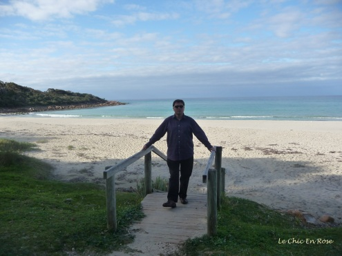 Monsieur Le Chic at Meelup Beach