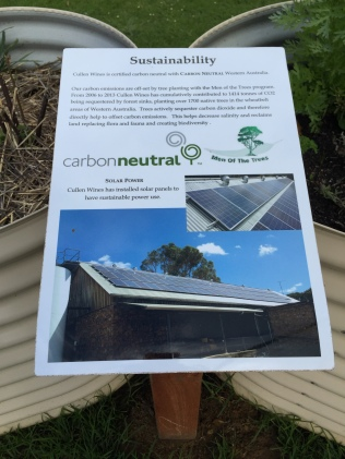 Sustainability at Cullen Wines