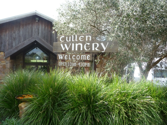 Cullen Winery Entrance