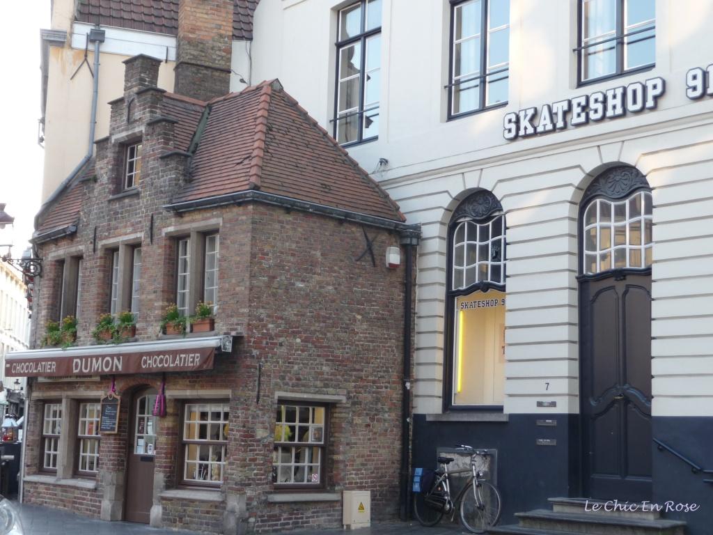 Dumon Chocolatiers Bruges