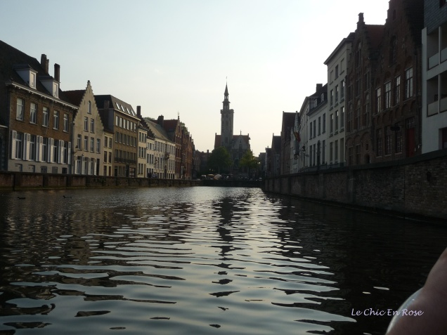 Impressive canals would have been busy with trade in medieval times