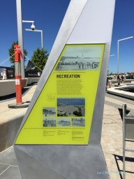 History of recreation down at the Esplanade