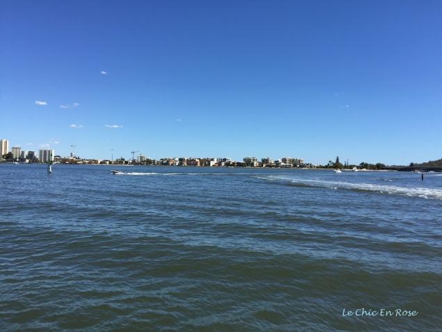 River Swan from Elizabeth Quay