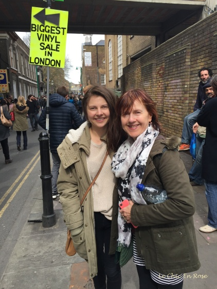 Brick Lane London - Mlle and Le Chic En Rose