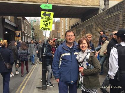 Brick Lane London - Le Chic En Rose and Monsieur