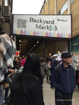 Entrance to the Backyard Market E1
