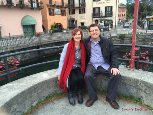 Sitting On The Harbour Menaggio