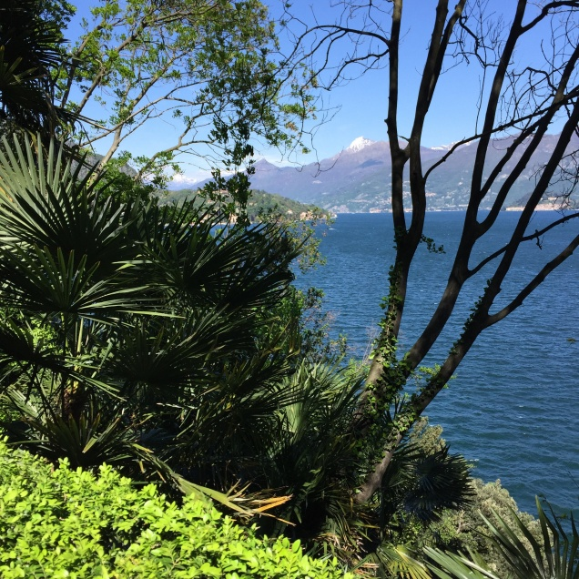 Glimpses Of Lake Como