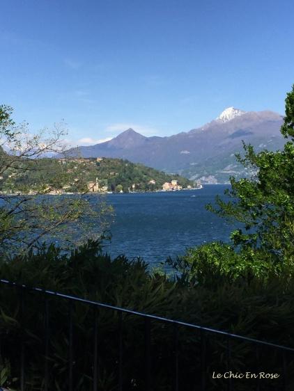 Lake Como From the Hillside
