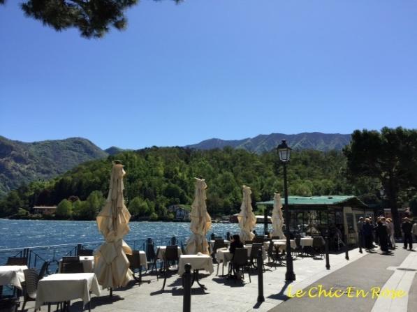 Lake front Lenno
