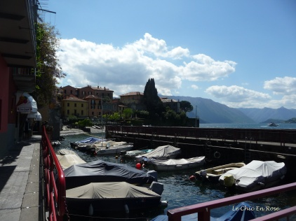 Fishing port - Varenna Harbour