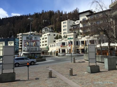 St Moritz Dorf