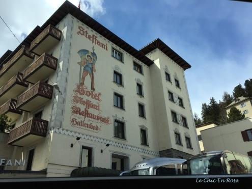Hotel Steffani St Moritz