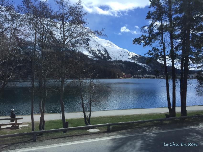 Lakeside St Moritz