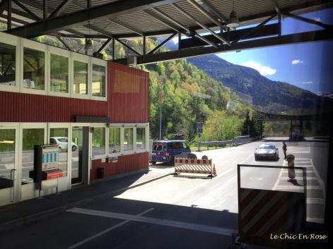 Customs At Castasegna