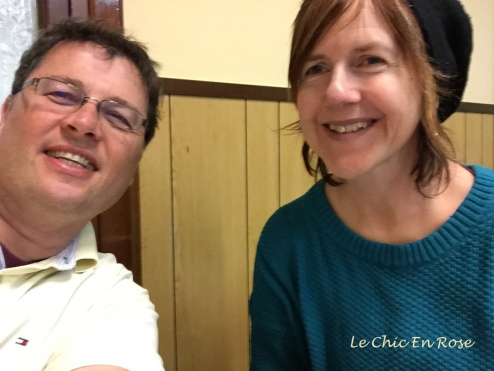 Le Chic En Rose And Monsieur At il Vecchia
