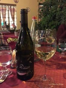 Local Pinot Grigio