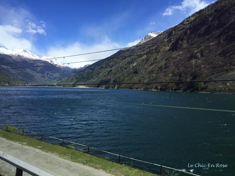 Miralago Lake Near Poschiavo