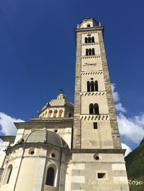 St Mary's Church Tirano