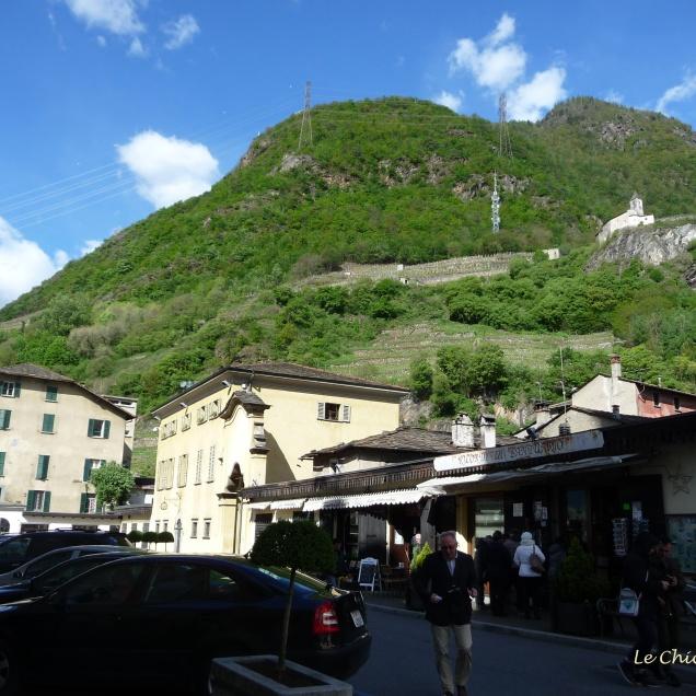 Town Centre Tirano