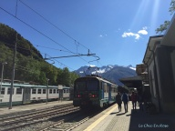 Chiavenna Railway Station