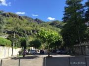 Chiavenna North Italy
