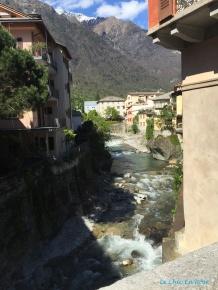 River Mera Chiavenna