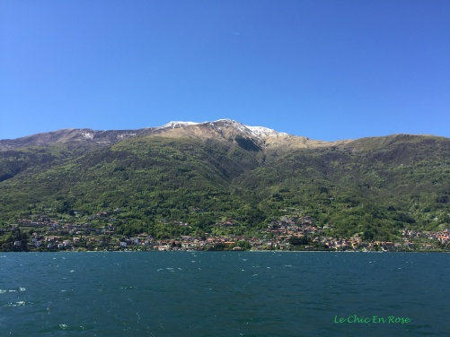 Lake Como Near Dongo