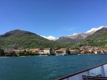 Heading Into Gravedonna Lake Como