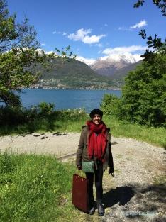 Le Chic En Rose Near Piona Abbey
