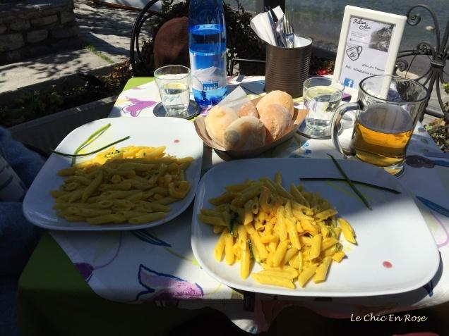Lunch At Nilus Bar Varenna