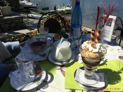 Nilus Bar Desserts