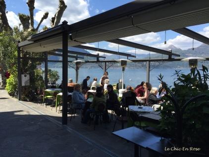 Nilus Bar Varenna Lakeside Terrace