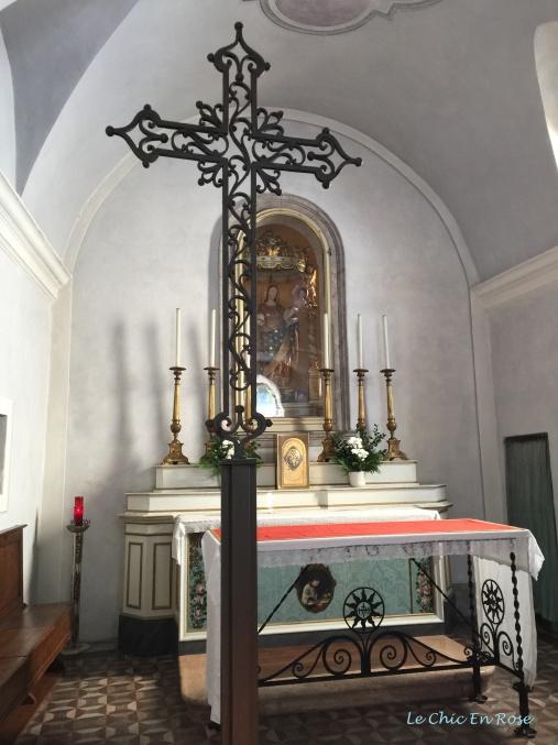 Chiesa di San Giorgio Interior