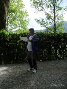 Exploring Villa Carlotta
