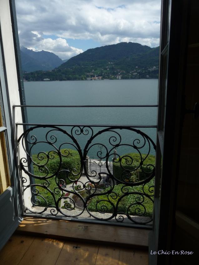 View From Villa Carlotta Interior