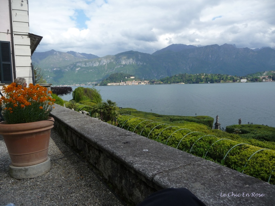 Lake Como Viewed From Villa Carlotta Tremezzo