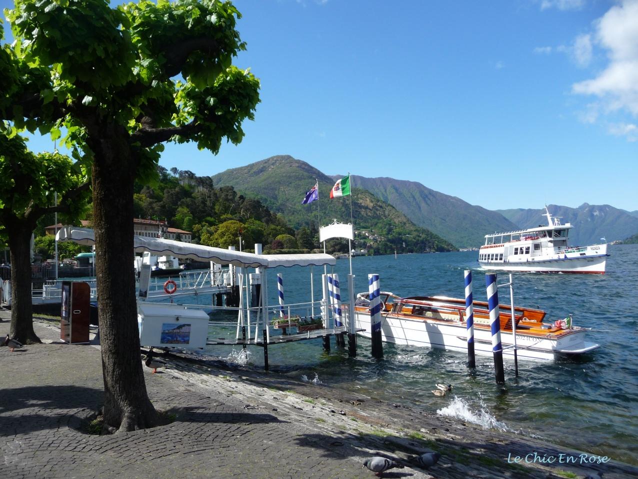 Water's Edge - Lake Como At Bellagio