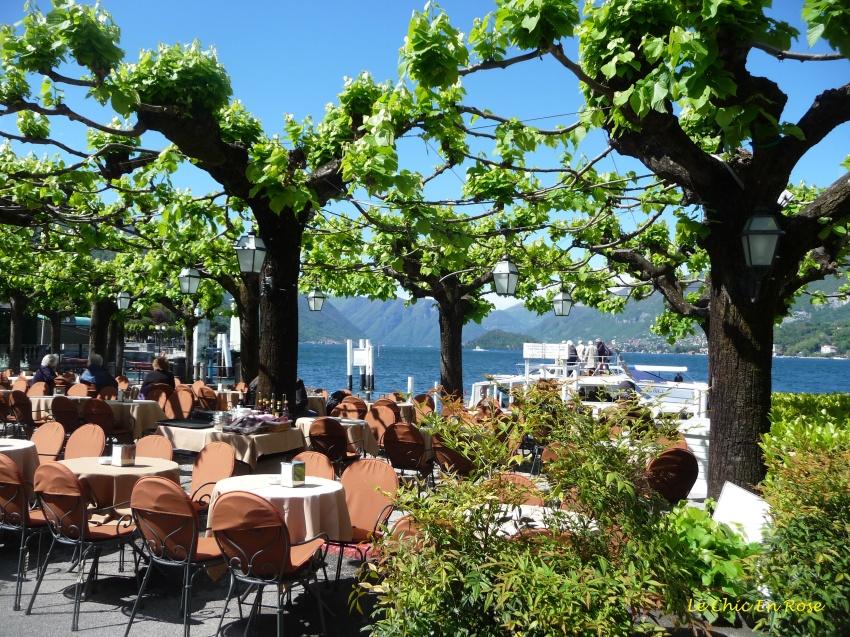 Lakeside Dining Bellagio