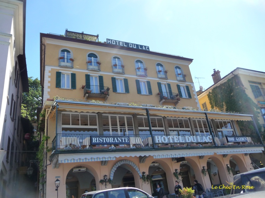 Hotel du Lac Bellagio
