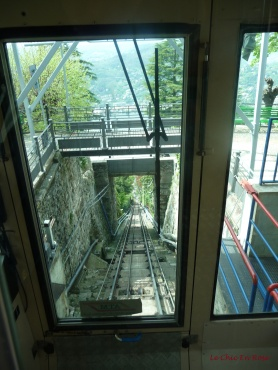 View From The Funicular Brunate