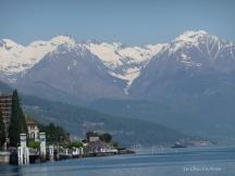 Lake Como Crossing From Menaggio to Bellagio