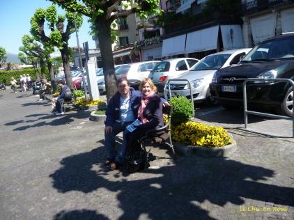 At Bellagio Italy