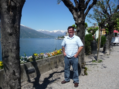 Lakeside Promenade Bellagio Italy