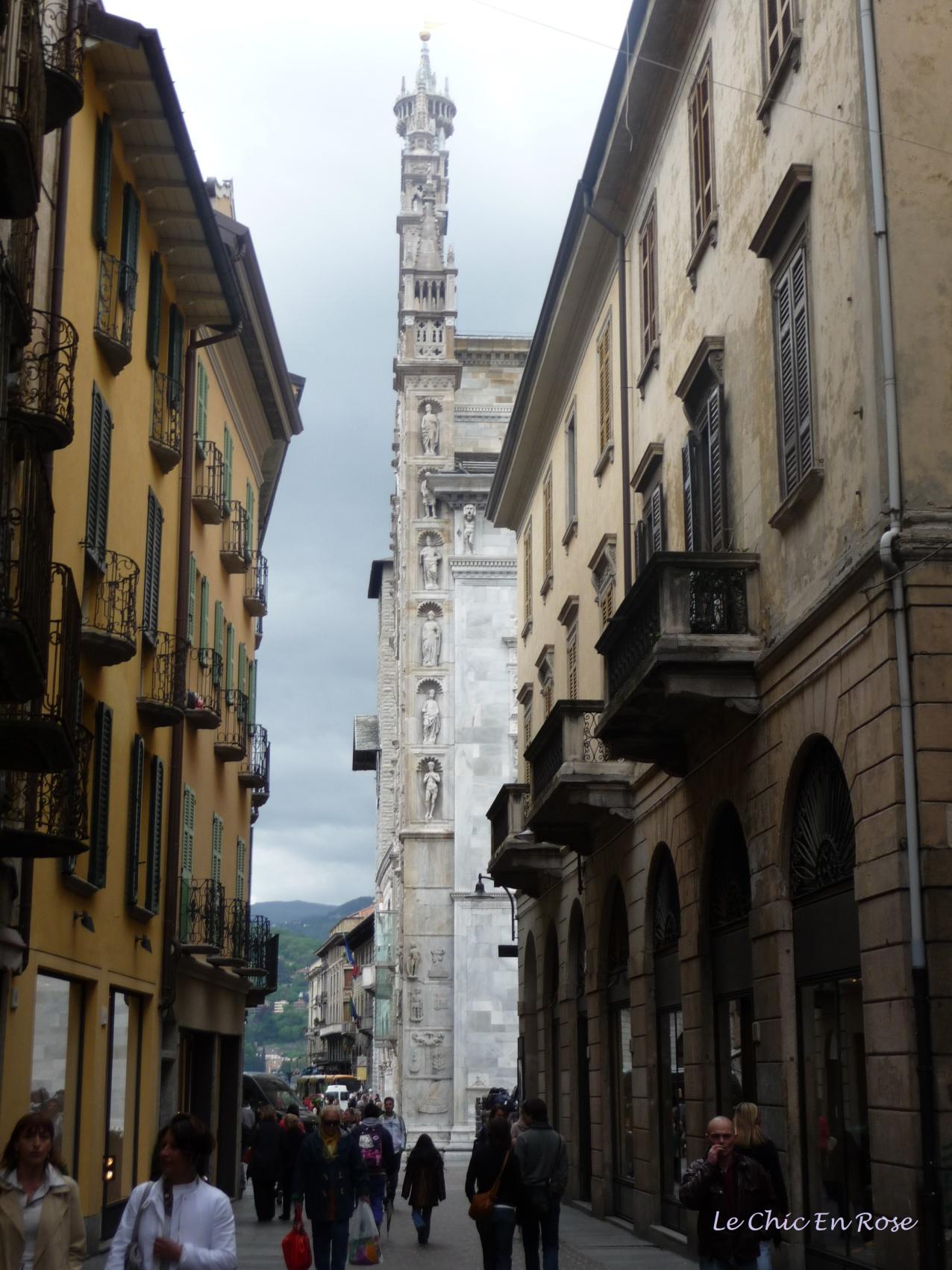 Streets Of Como City