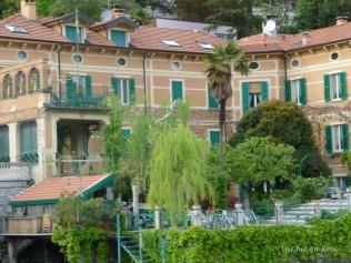 Lakeside Hotel In Moltrasio
