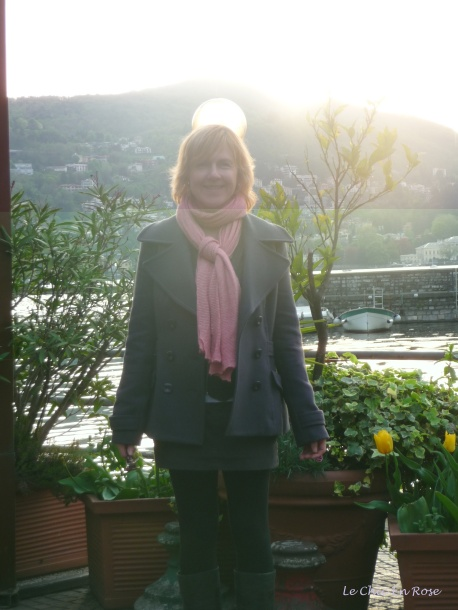 Evening Walk Lake Como - Le Chic En Rose