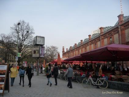 Hackescher Markt Square
